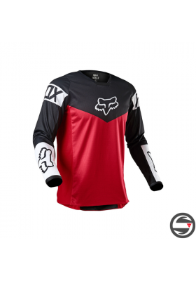 180 REVN JERSEY FLAME RED (25762-122)