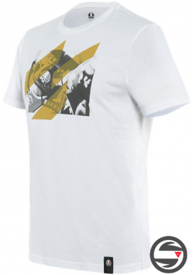 SHEENE T-SHIRT 003 WHITE