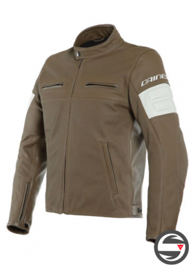 SAN DIEGO LEATHER JACKET C67 LIGHT-BROWN