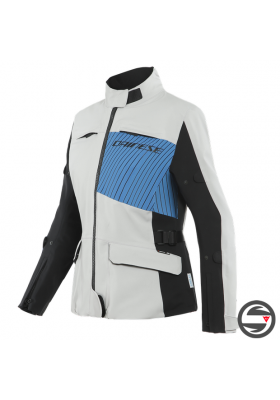 TONALE LADY D-DRY XT JACKET 65C GLACIER-GRAY BLUE BLACK