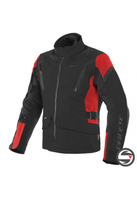 TONALE D-DRY XT JACKET D52 BLACK LAVA-RED