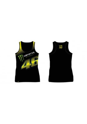 TANK TOP CANOTTA WOMAN MONSTER 148004