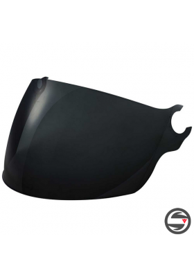 LS2 VISOR TINTED DARK LONG AIRFLOW/SPHERE OF562/OF558