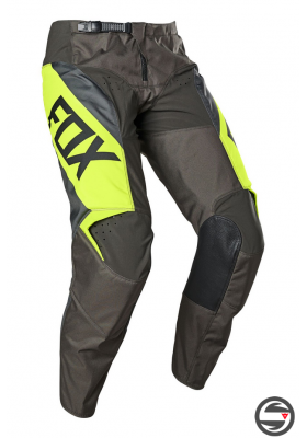YOUTH 180 REVN PANT YELLOW FLUO (25863-130)