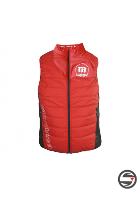 MT5002 GILET MONTESA PUFFY RED