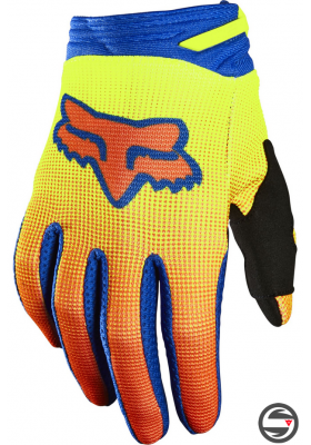 YOUTH 180 OKTIV GLOVE FLUO YELLOW (25869-130)