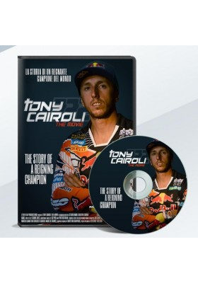 DVD TONY CAIROLI THE MOVIE
