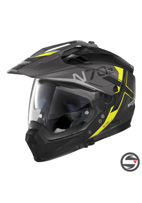 N70-2 X BUNGEE 036 FLAT BLACK YELLOW