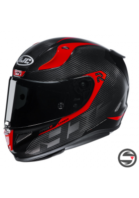 RPHA 11 CARBON BLEER MC1 BLACK RED