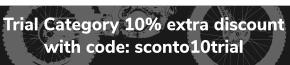 sconto trial 10%