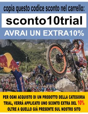 SCONTO TRIAL EXTRA 10%